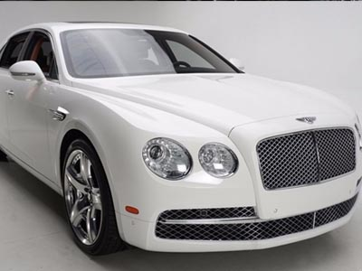 Birmingham Bentley Car Hire