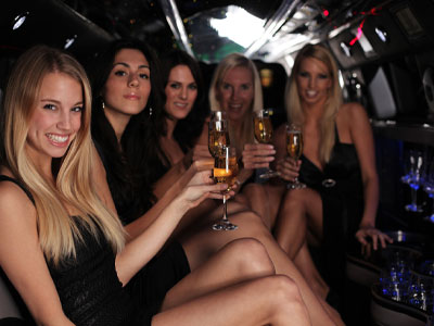 Party Bus Limo Birmingham